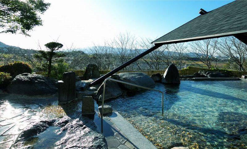 하나타테야마 온천