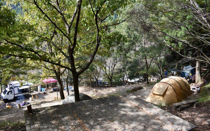 츠즈미노사토 공원 폰타의 숲(캠프장)