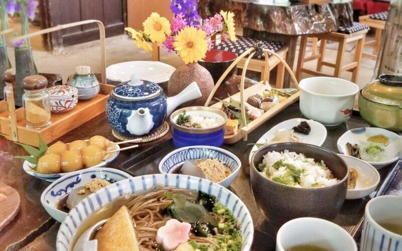 Kuromon chaya (Shop and Restaurant)