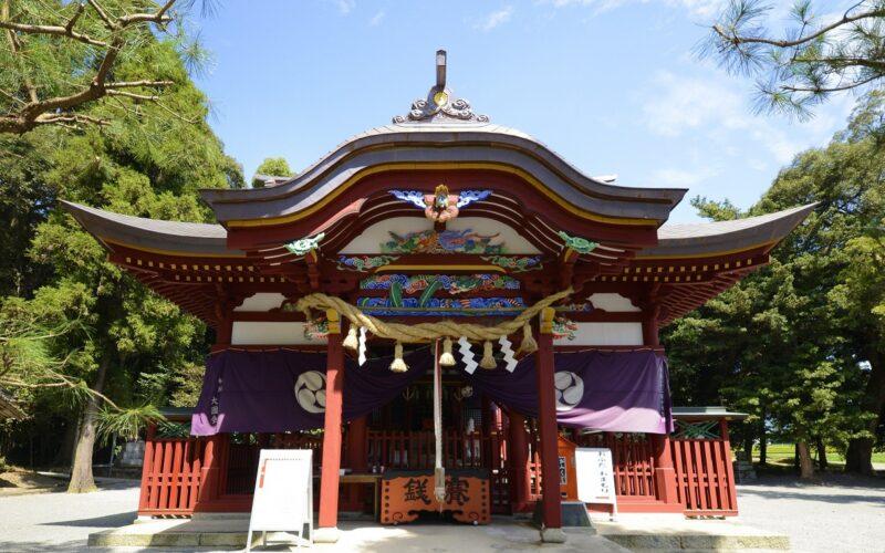 Ohnamuchi Shrine