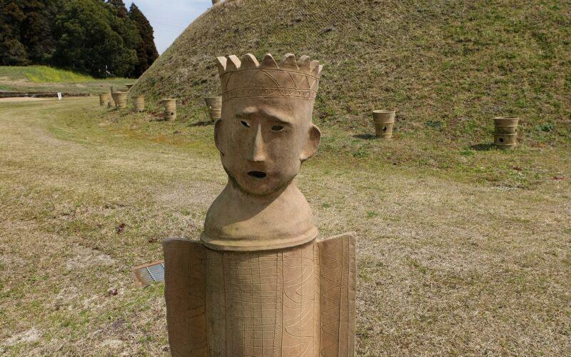Sendo Kofun (burial mound)