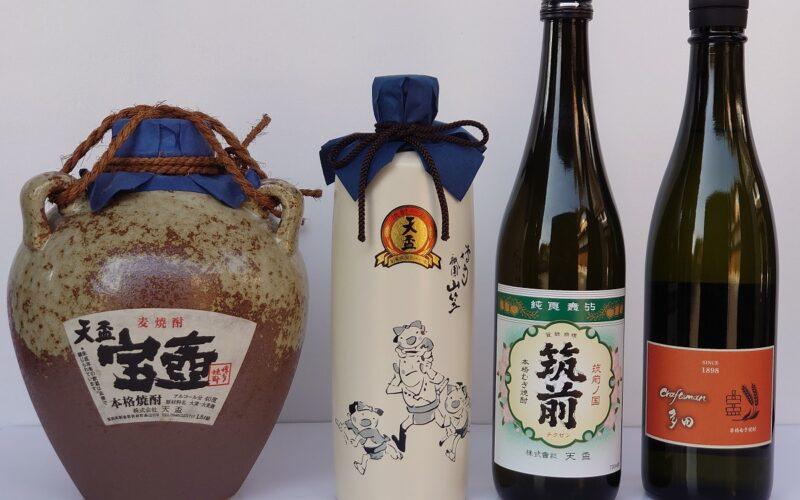 Shochu Brewery 'Tenpai'