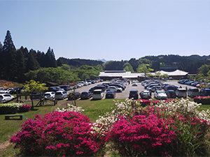 小石原焼伝統産業会館(5月)